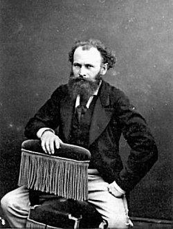 Foto di Edouard Manet