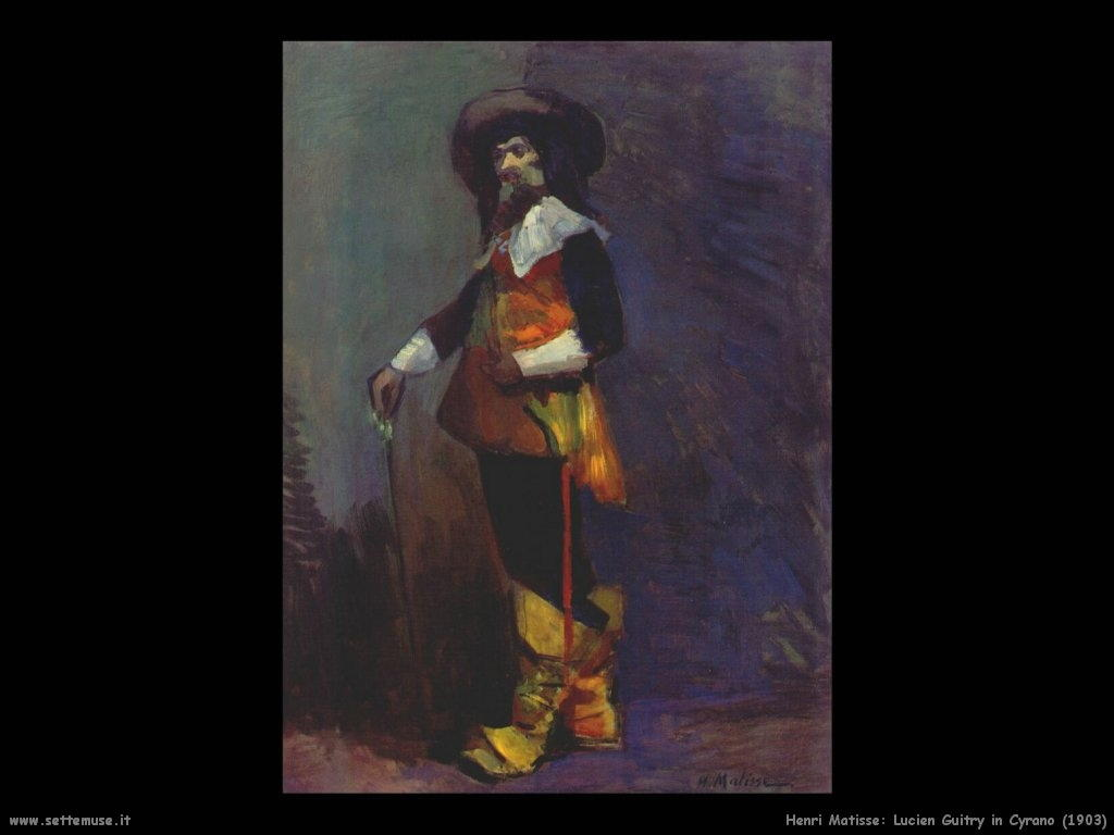 1903_henri_matisse_087_lucien_guitry_in_cyrano