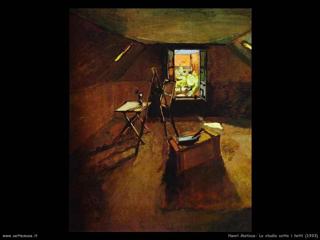1903_henri_matisse_116_studio_sotto_i_tetti