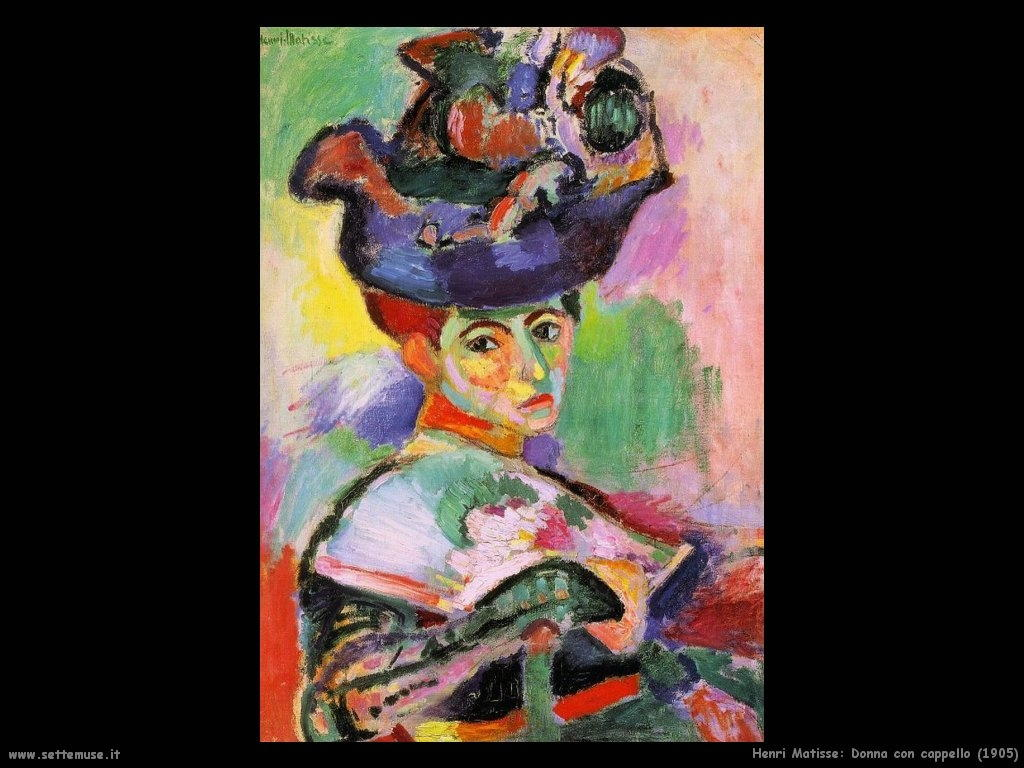 1905_henri_matisse_043_donna_con_cappello
