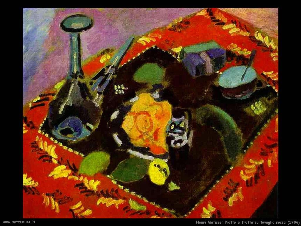 1906_henri_matisse_126_piatto_e_frutta_su_tovaglia_rossa
