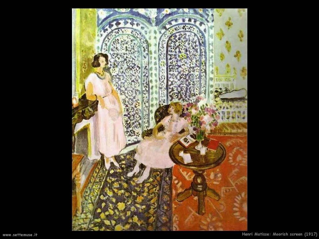 1917_henri_matisse_159_moorish_screen