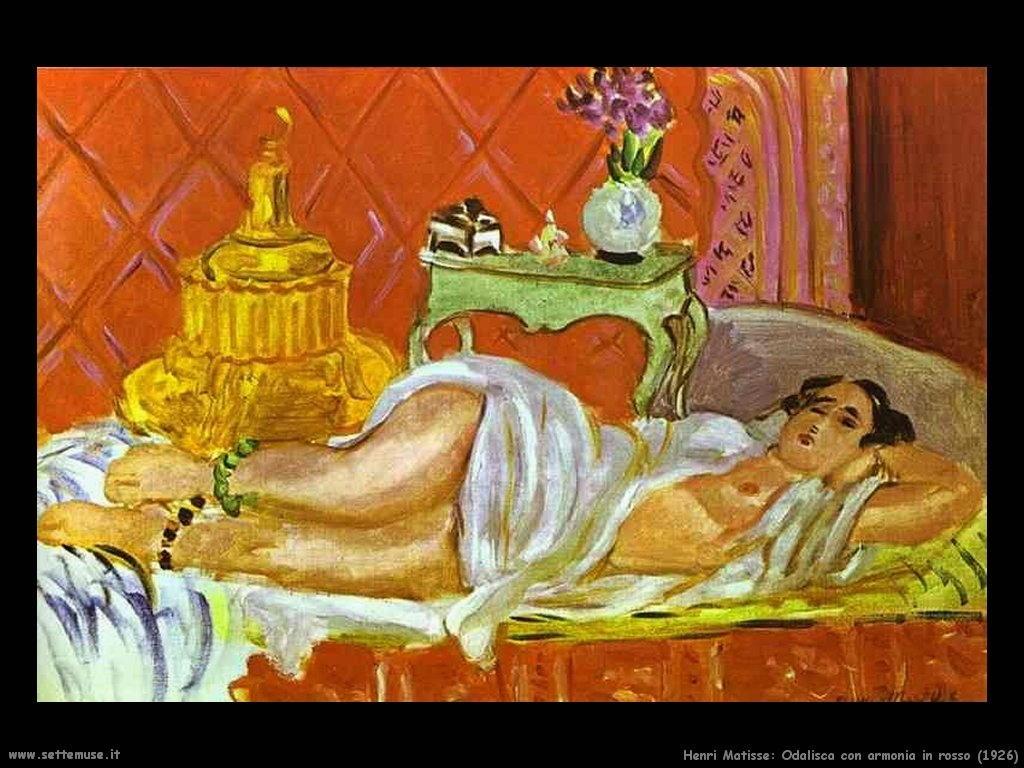 1926_henri_matisse_173_odalisca_con_armonia_in_rosso