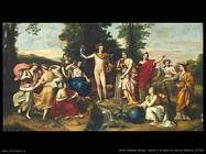 Mengs Apollo e le muse sul Parnaso