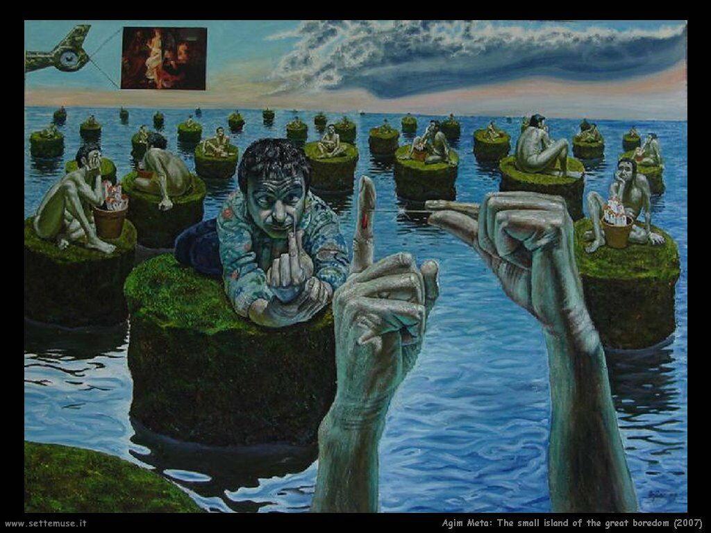 agim_meta_La piccola isola della grande noia (2007)