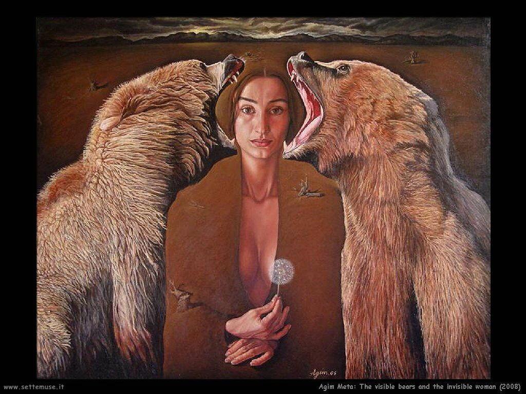 agim_meta_Gli orsi visibili e la donna invisibile (2008)