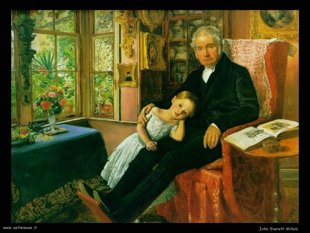 Millais John Everett
