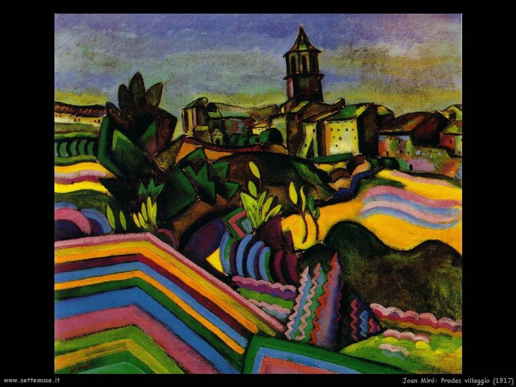 1917_joan_miro_005_prades_villaggio