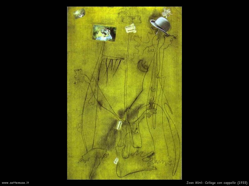 1933_joan_miro_038_collage_disegno_con_cappello