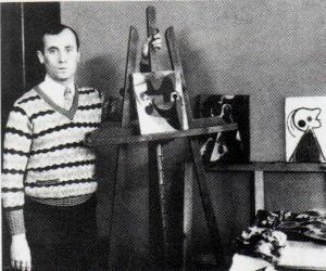 Biografia di Joan Mirò