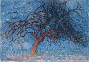 Quadro di Piet Mondrian