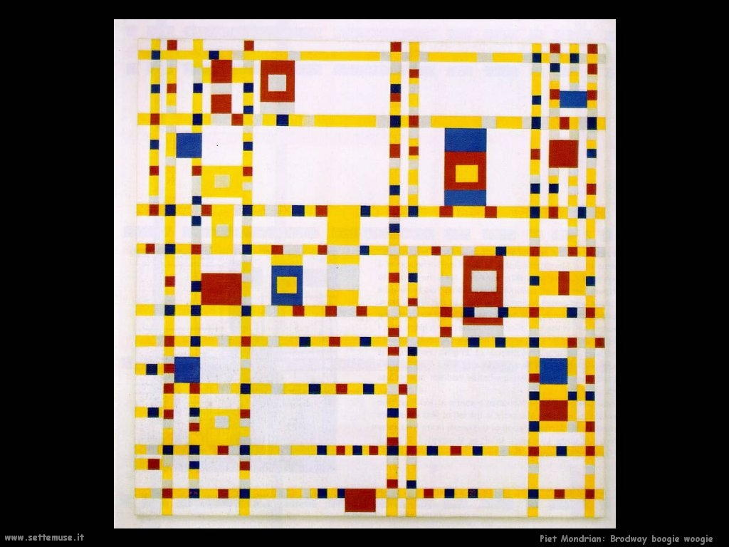 Piet Mondrian_Broadway_Boogie_Woogie
