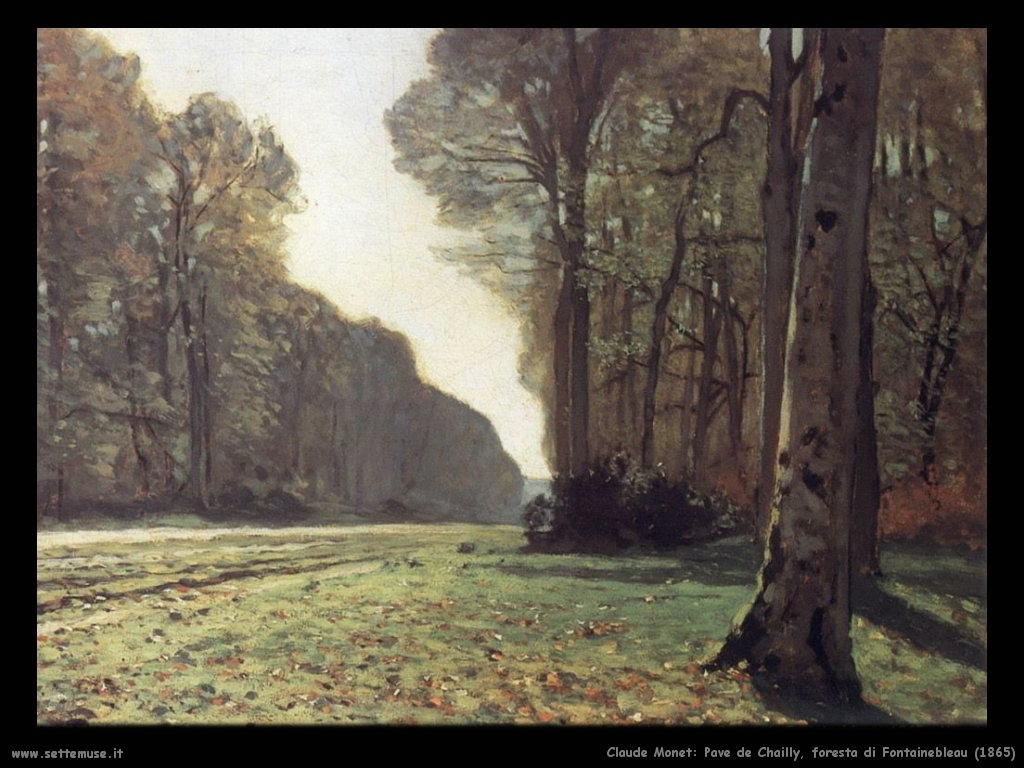 Claude Monet_pave_de_chailly_fontainebleau_1865