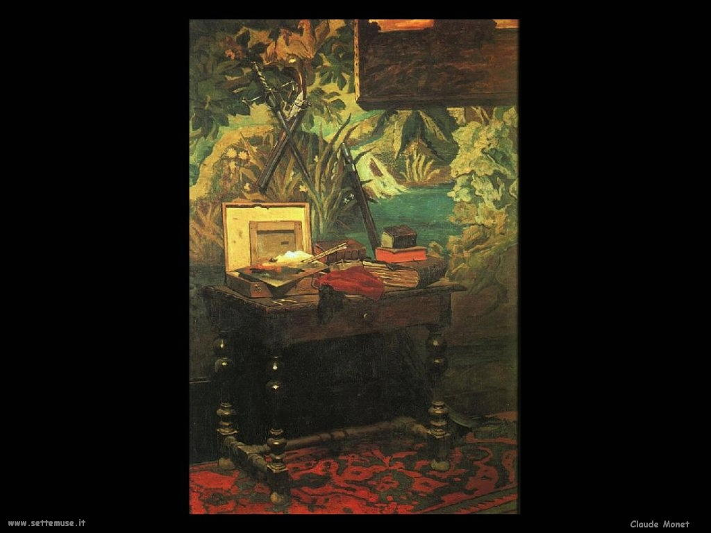 019 Claude Monet