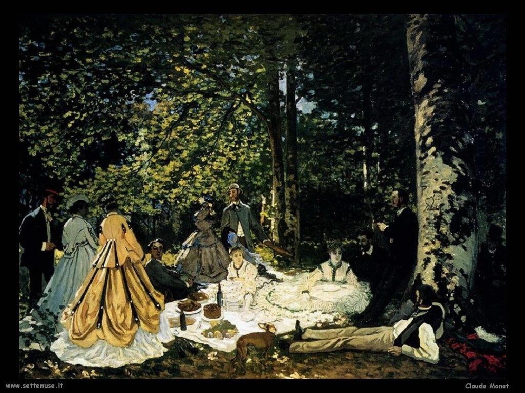 Claude Monet_colazione_sull_erba