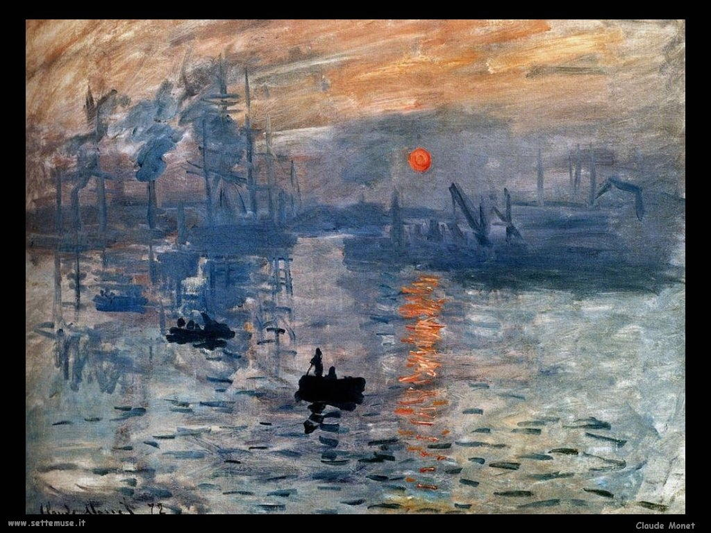 spesso CLAUDE MONET pittore biografia opere -1- | Settemuse.it LM03