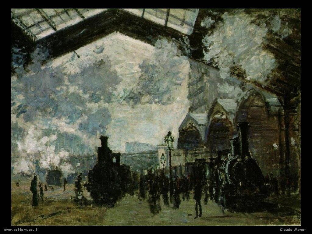 Claude Monet Stazione
