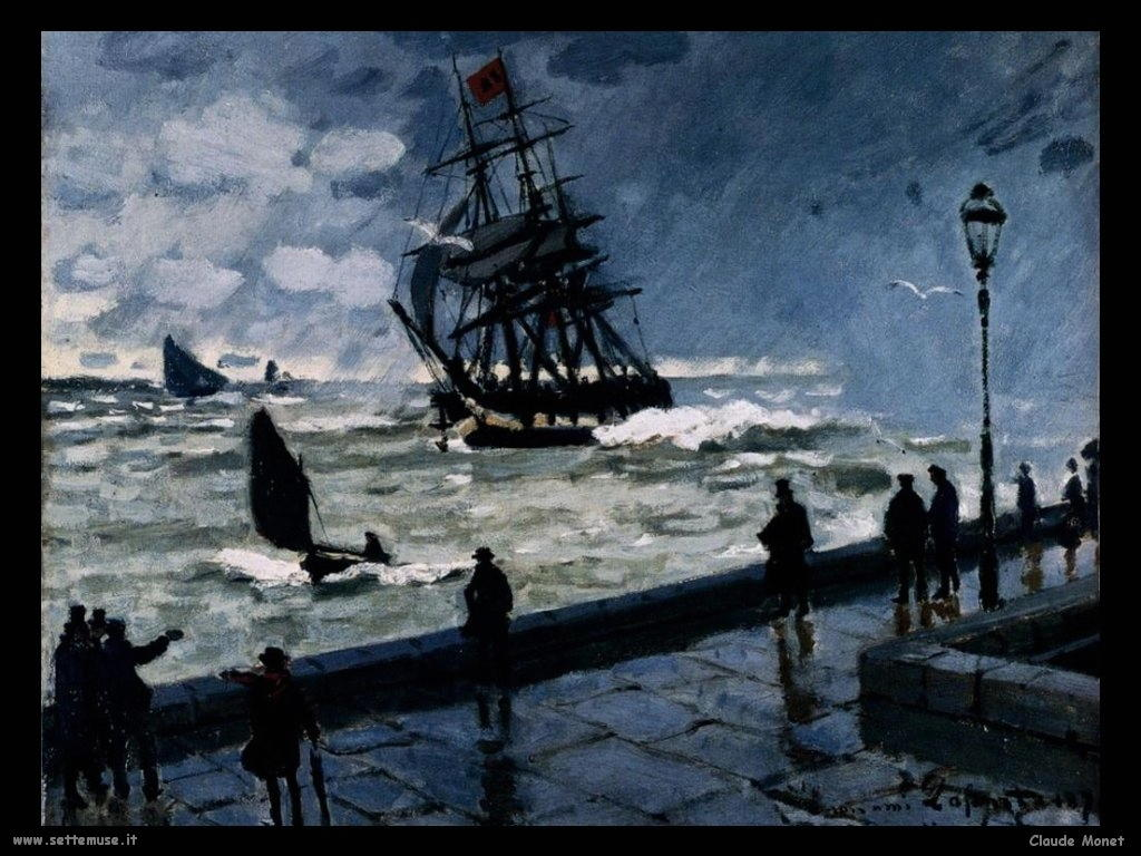 123 Claude Monet