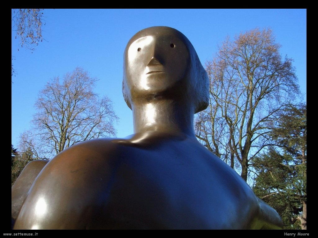 henry moore opere