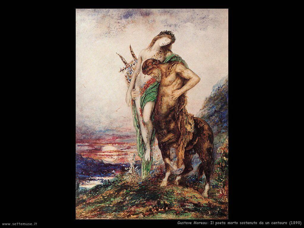 gustave_moreau_008_poeta_morto_sostenuto_da_un_centauro_1890