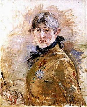 Ritratto di Berthe Morisot