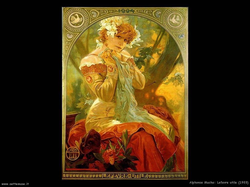 alphonse_mucha_lefevre_utile_1903