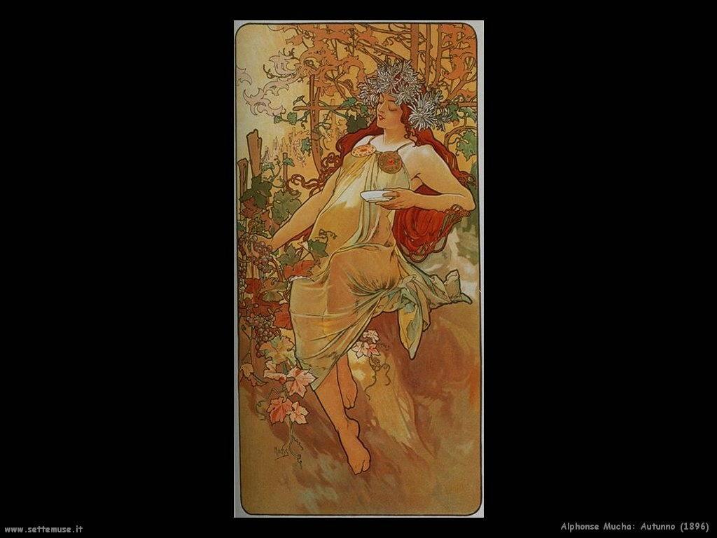 alphonse_mucha_autunno_1896