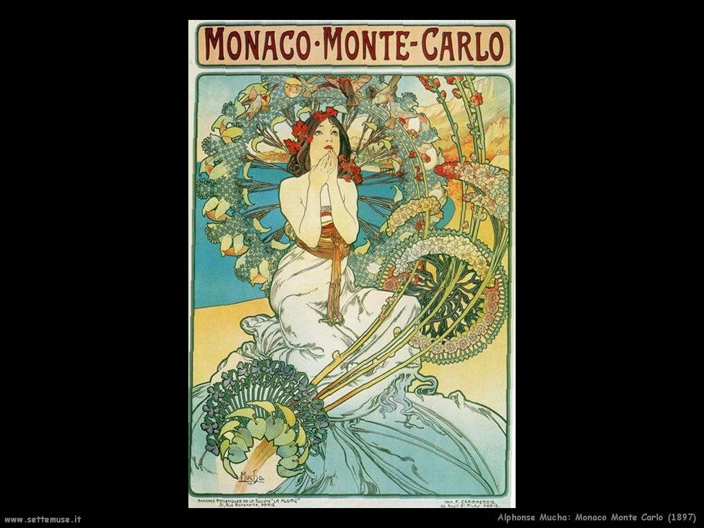 Carlo Monaco Monaco Monte Carlo 1897