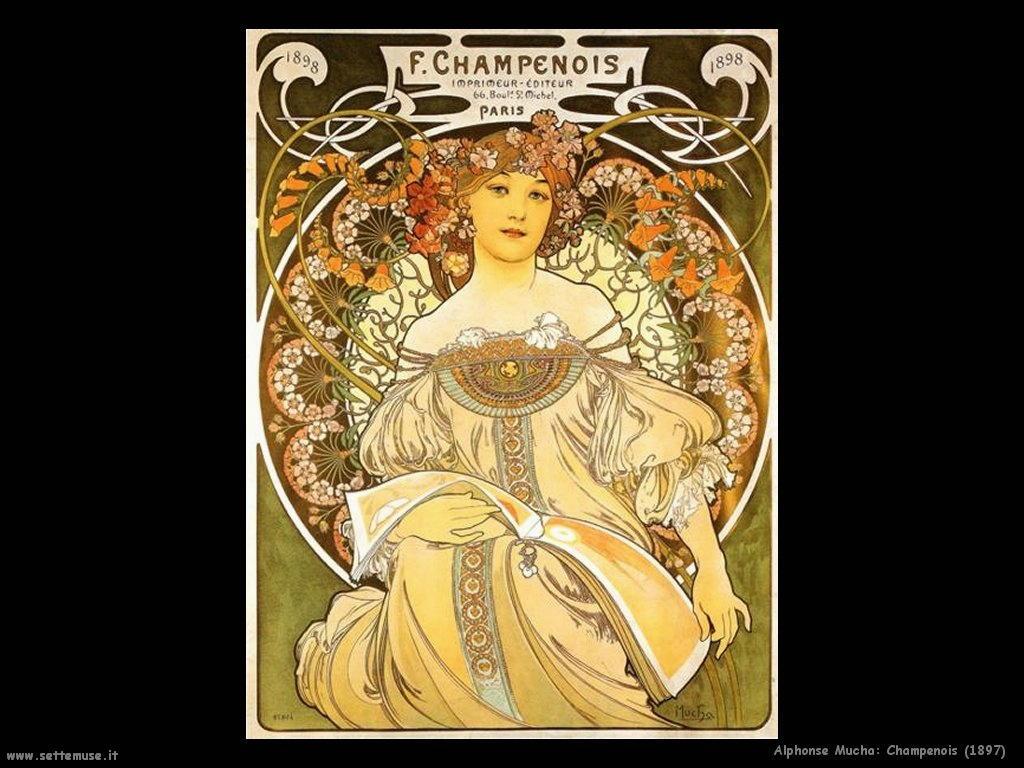 alphonse_mucha__champenois_1897