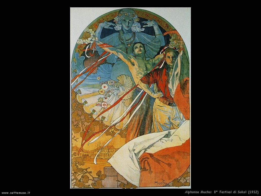 alphonse_mucha_8th_festival_di_sokol_1912