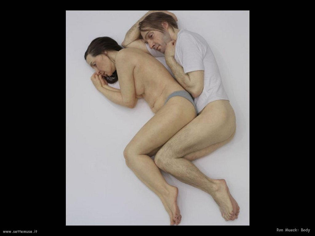 Ron Mueck_body