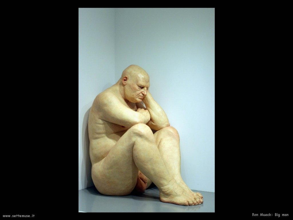Ron Mueck_big_man