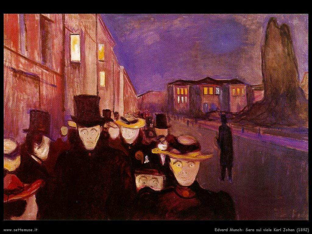 Sera a Karl Johan (1892)
