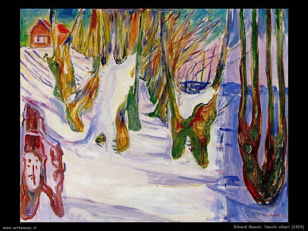 Vecchi alberi (1923)