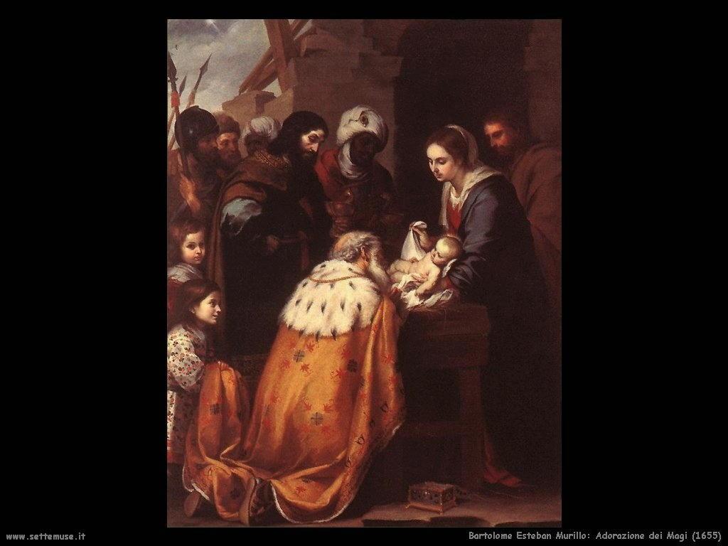 Bartolomé Esteban Murillo_adorazione_dei_magi_1655