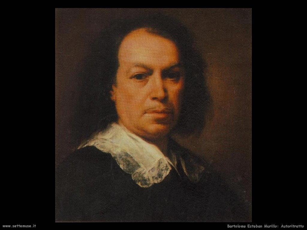 Bartolomé Esteban Murillo_autoritratto