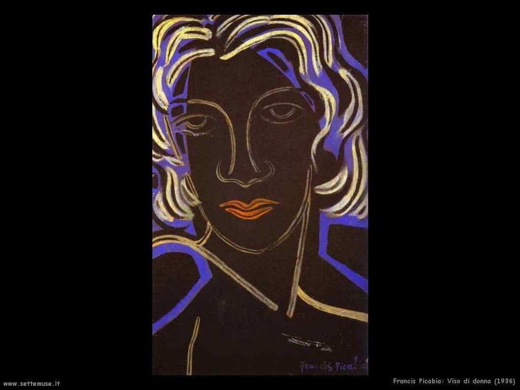 francis_picabia_viso_di_donna_1936