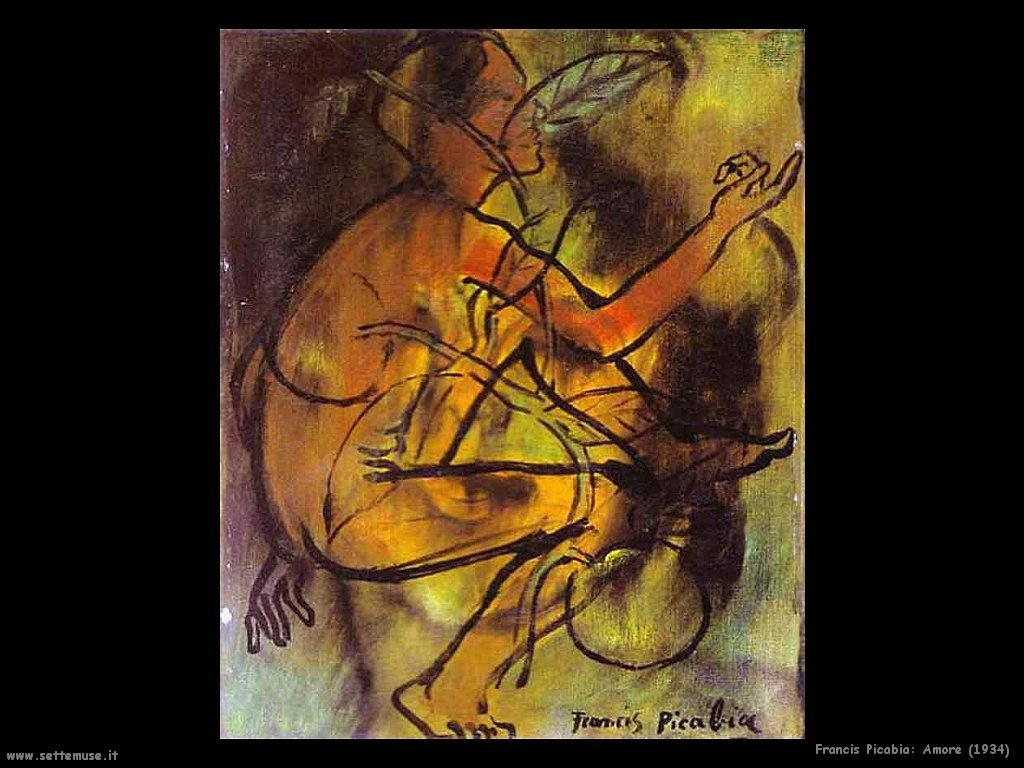 francis_picabia_amore_1934