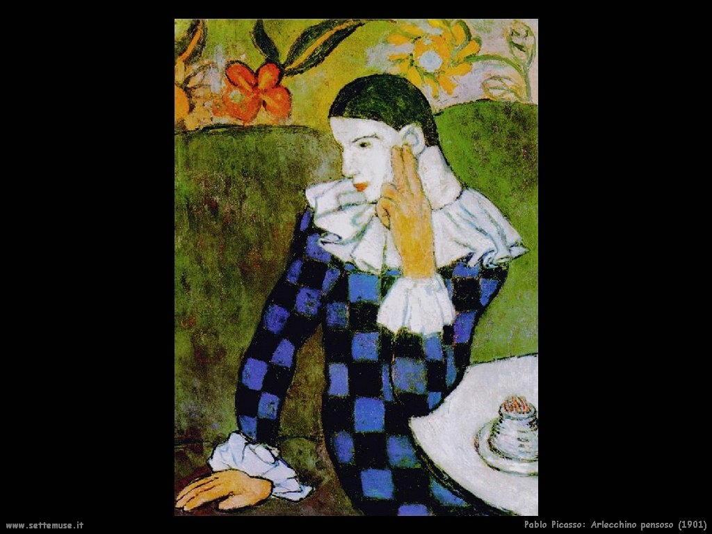 Ciao Bambini Ciao Maestra Carnevale Nell Arte Picasso E Cezanne