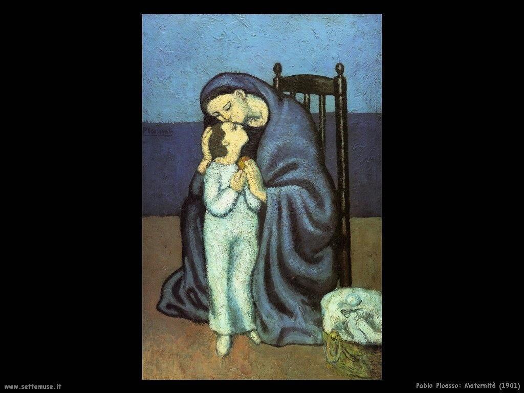 1901_pablo_picasso_maternità