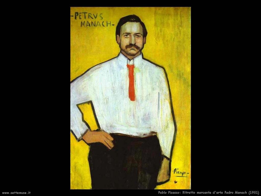 1901_pablo_picasso_ritratto_mercante_arte_pedro_manach