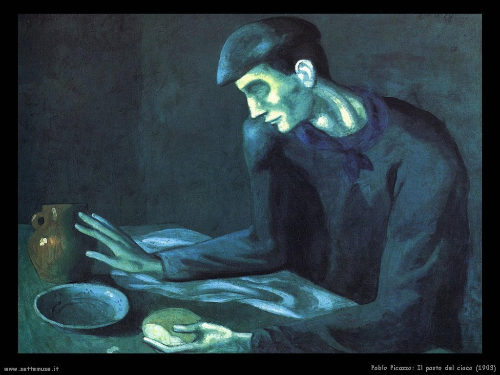 Pablo Picasso, 1903
