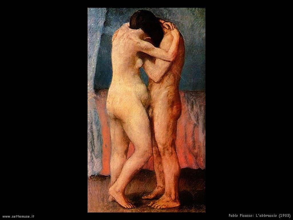 1903_pablo_picasso_l_abbraccio