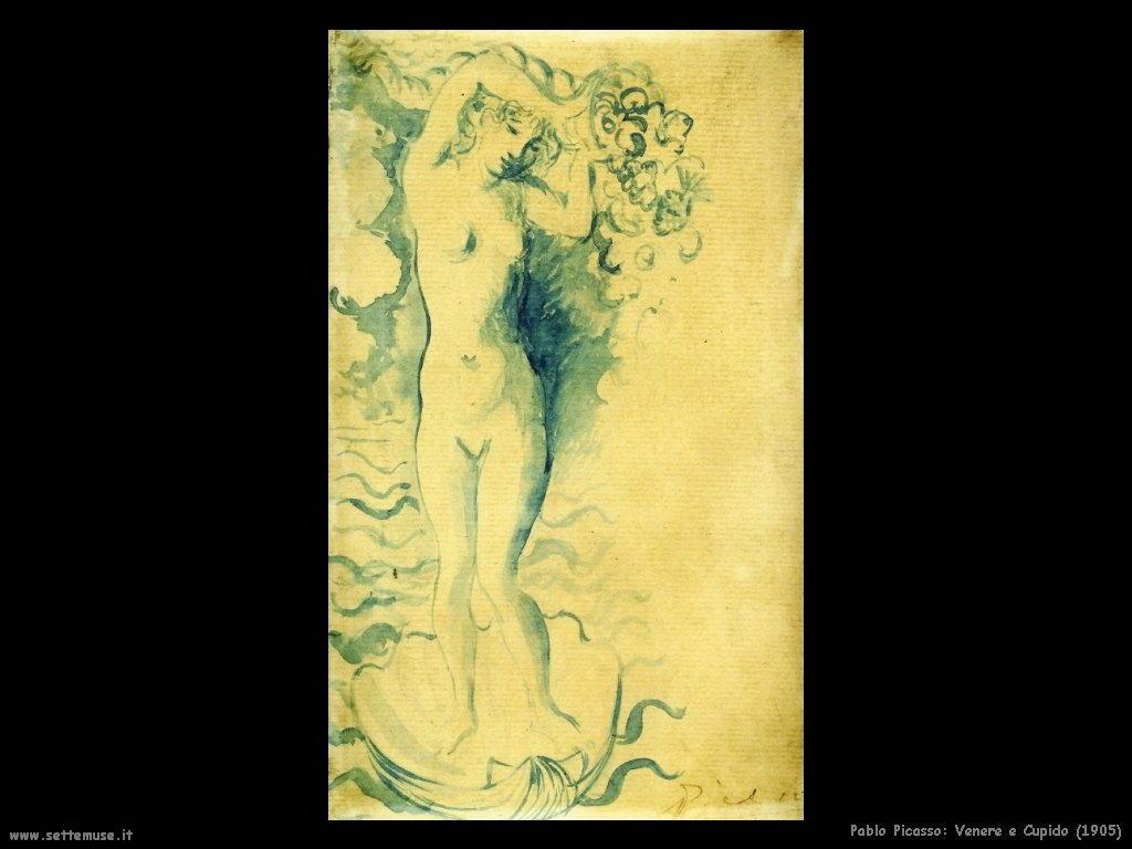 picasso/1905_pablo_picasso_1018_venere_e_cupido