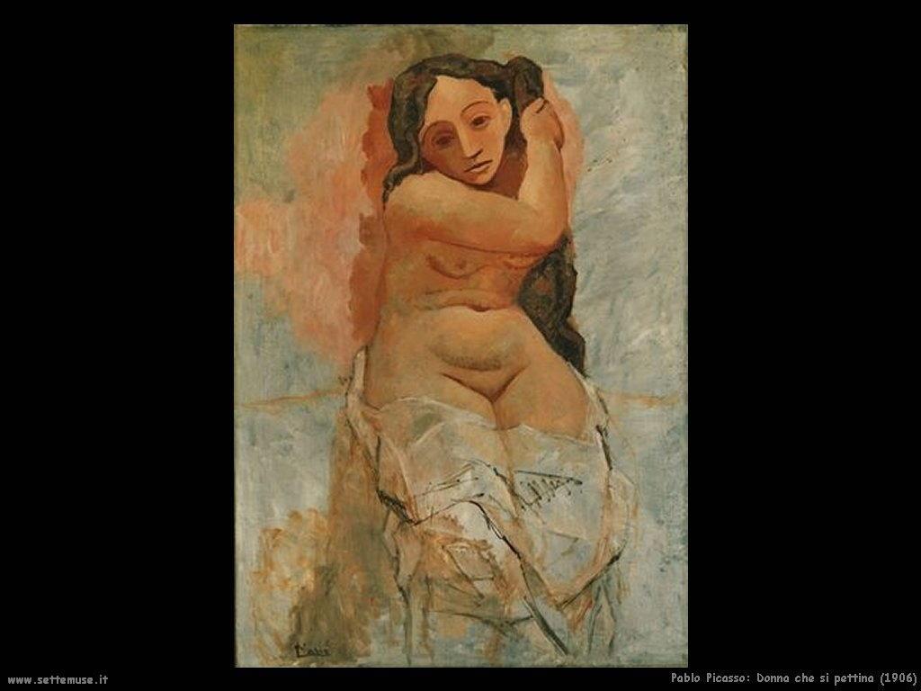 1906_pablo_picasso_donna_che_si_pettina
