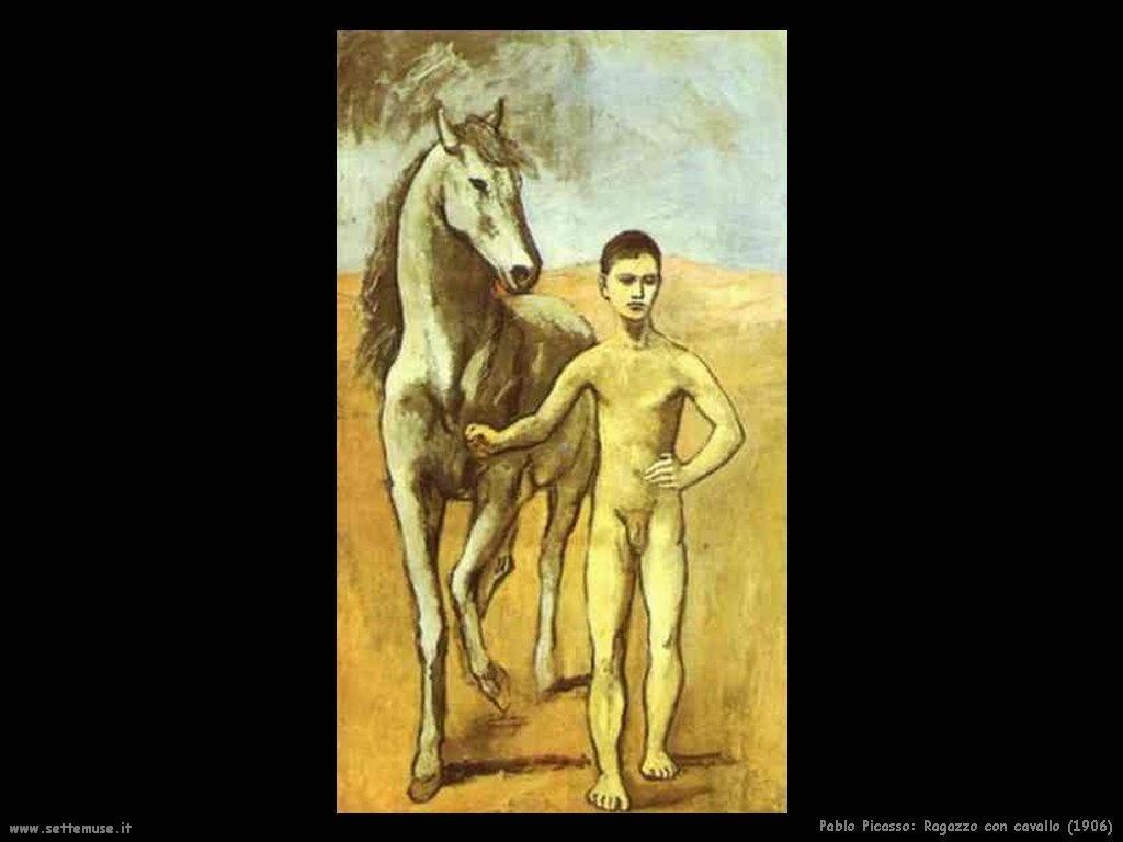 1906_pablo_picasso_ragazzo_con_cavallo
