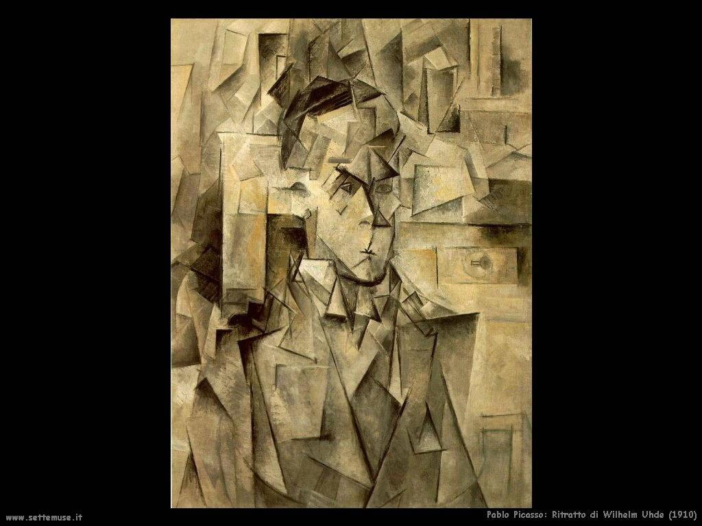 1910 ritratto di wilhelm uhde