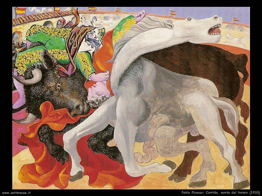1933_pablo_picasso_corrida_morte_del_torero