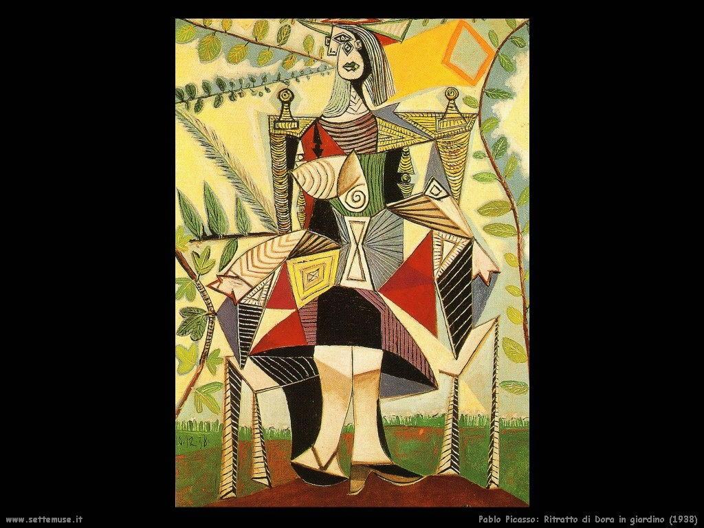 1938_pablo_picasso_ritratto_di_dora_in_giardino