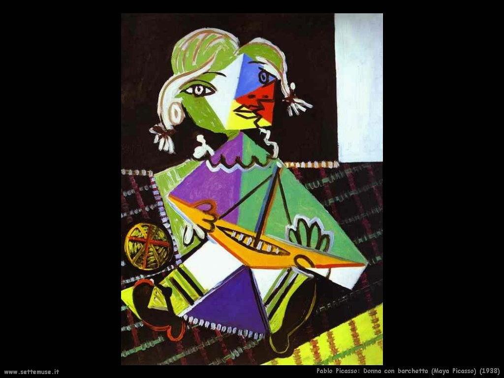 1938_pablo_picasso_donna_con_barchetta_maya_picasso